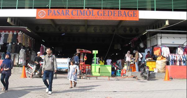Cimol Gedebage Bandung