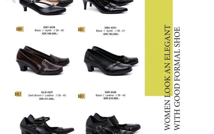 Moidel Produk Sepatu Garucci
